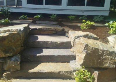Steps & Landings